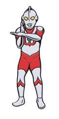 Ultraman 1.5In Enamel Pin (C: 1-1-2)