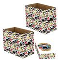 DC Justice League Chibi 5Pk Short Comic Storage Box (C: 1-1-