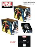 Marvel Spider-Man Menace 5Pk Short Comic Storage Box (C: 1-1