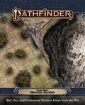 Pathfinder Flip-Mat Bigger Island