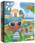 Animal Crossing Summer Fun 1000 Pc Puzzle (C: 0-1-2)