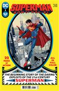 Superman Son of Kal-El #1 Cvr A John Timms
