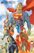 Action Comics #1033 Cvr B Julian Totino Tedesco Card Stock Var