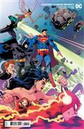 Justice League Infinity #1 (of 7) Cvr B Scott Hepburn Card Stock Var