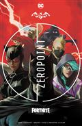 Batman Fortnite Zero Point HC