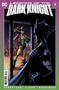 Legends of The Dark Knight #3 Cvr A Darick Robertson & Diego Rodriguez