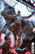 Legends of The Dark Knight #3 Cvr B Jorge Molina Card Stock Var