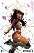 Wonder Girl #3 Cvr B Matteo Scalera Card Stock Var