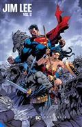 DC Poster Portfolio Jim Lee TP Vol 2