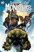Gotham City Monsters TP