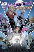 Galaxy Quest Journey Continues #1 (of 4)