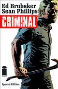 Criminal Special Ed One Shot (MR)