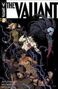 The Valiant #2 (of 4) Cvr A Rivera *Clearance*