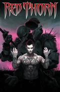 Red Thorn #3 (MR) *Clearance*