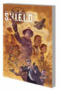 Shield TP Vol 02 Man Called Death *Special Discount*
