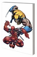 Marvel Universe Deadpool And Wolverine Digest TP *Special Discount*