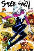 DF Spider-Gwen #1 DF Exc Cvr (C: 0-1-2)