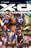 X-O Manowar #43 Cvr A Jimenez (New Arc) *Special Discount*