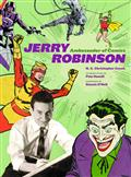 Jerry Robinson Ambassador of Comics HC Sale Price Ed