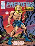 Previews #340 January 2017 *Special Discount* Includes A Free Marvel Previews