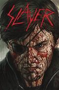 Slayer Repentless #1 (of 3) Main Fabry Cvr
