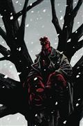 Hellboy Winter Special 2017 One Shot