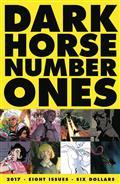 Dark Horse Number Ones TP (C: 0-1-2)