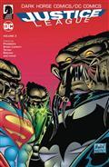 DC Comics Dark Horse Comics Justice League TP Vol 02 (C: 0-1 *Special Discount*