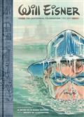 Will Eisner Centennial Celebration 1917-2017 HC (C: 0-1-2)