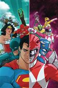 Justice League Power Rangers #1 (of 6) *Special Discount*