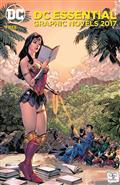 DC Essentials Graphic Novels 2017