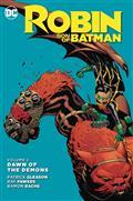 Robin Son of Batman TP Vol 02 Dawn of The Demons *Special Discount*