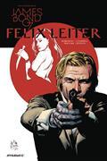James Bond Felix Leiter #1 (of 6) Cvr A Perkins