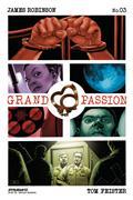 Grand Passion #3 (of 5) Cvr A Cassaday (MR)