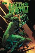 Green Hornet Reign of Demon #2 (of 4) Cvr A Lashley