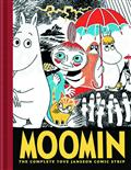 Moomin Complete Tove Jansson Comic Strip HC Vol 01