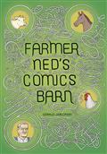 Farmer Neds Comics Barn GN Jablonski Collection (MR) (Note P