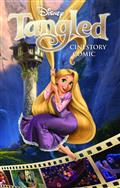 Disney Tangled Cinestory
