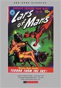 Pre Code Classics Lars of Mars Crusader Mars Eerie Adv HC (C