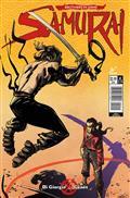 Samurai Brothers In Arms #5 (of 6) Cvr A Mccrea