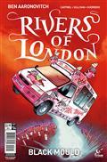 Rivers of London Black Mould #4 (of 5) Cvr B Sullivan
