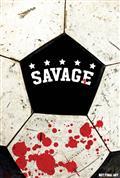 Savage #3 (of 4) Cvr B Fletcher