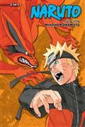 Naruto 3In1 TP Vol 17 (C: 1-0-1)