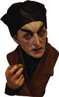 Classic Nosferatu Limited Edition Lifesize Painted Bust (C: