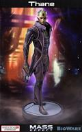 Mass Effect 3 Thane Krios Statue (C: 1-1-2)