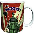 Doctor Who Dalek To Victory Mug (C: 0-1-2)