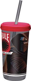 Star Wars E7 Kylo Ren 13Oz Tumbler W/ Straw (C: 1-1-0)