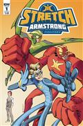 Stretch Armstrong & Flex Fighters #1 (of 3) Cvr B Koutsis