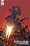 Gears of War Rise of Raam #1 Cvr B Dunbar
