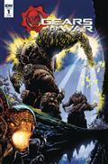 Gears of War Rise of Raam #1 15 Copy Incv (Net)